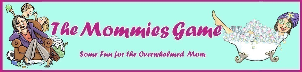 Mommies Game Banner wide